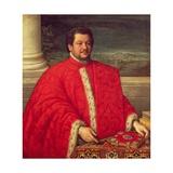 Portrait of a Procurator of St. Mark Giclee Print by Leandro Da Ponte Bassano