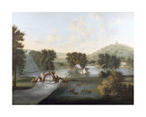 West Wycombe Park Giclee Print by William Hannan