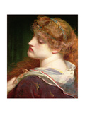 Mary Magdalene, 1862 Giclee Print by Anthony Frederick Augustus Sandys