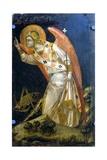 The Archangel Gabriel Giclée-tryk af Ridolfo di Arpo Guariento
