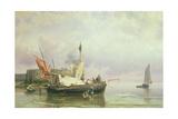 Marine Scene Giclee Print by Hermanus Koekkoek