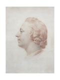 Portrait of Prince Charles Edward Stuart (1720-88), the Young Pretender, C.1745-50 Giclee Print by Giles Hussey