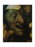 The Carrying of the Cross (Detail) Giclee Print by Hieronymus Bosch