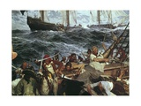 The Buccaneers Giclee Print by Frederick Judd Waugh