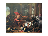 Perseus and Medusa Giclee Print by Sebastiano Ricci