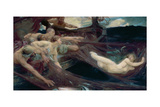 The Sea Maiden, 1894 Giclee Print by Herbert James Draper