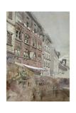 Palazzo Agostini, Pisa, 1845 Giclee Print by John Ruskin