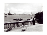 Panoramic View from the Giardini Pubblici Giclee Print