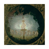 Puck, 1841 Giclee Print by Richard Dadd