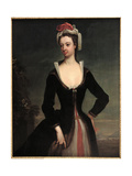 Lady Mary Wortley Montagu (1689-1762) Giclee Print by Jonathan Richardson