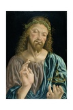 Cristo Salvator Mundi, C.1490-94 Giclee Print by  Master of the Pala Sforzesca