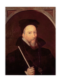 William Cecil, Lord Burghley Giclee Print by George Jackson