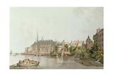 Dusseldorf Giclee Print by Johann Ziegler