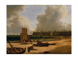 Yarmouth Old Pier Giclee Print by John Crome