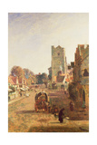 A View of Pinner Giclee Print by John William Buxton Knight