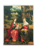 Madonna and Child with St. Anne Giclee Print by  Master of 1518