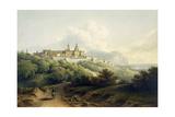 Chiesa Della Santa Casa, Loreto, 1806 Giclee Print by John Warwick Smith