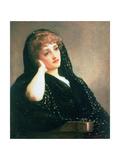 Memories, C.1883 Giclée-Druck von Frederick Leighton