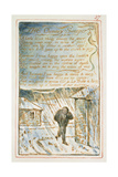The Chimney Sweeper: Plate 37 from Songs of Innocence and of Experience C.1815-26 Giclee Print by William Blake
