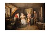 The Birth Giclee Print by Edward Bird