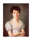 Portrait of a Woman Giclee Print by Pierre-Paul Prud'hon