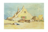 Yarmouth Beach Giclee Print by John Sell Cotman