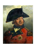 Portrait of Frederick Augustus, Duke of York (1763-1827) Giclee Print by Benjamin West