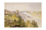 View of Heidelberg Giclee Print by James Baker Pyne