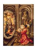 St. Luke Giclee Print by Peter Mabuse