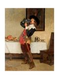 Down to the Dregs, 1880 Impression giclée par John Seymour Lucas
