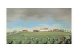 Ralph Wheelock's Farm Giclee Print by Francis Alexander