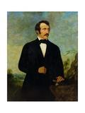 David Livingstone (1813-73) Giclee Print by Alexander Craig