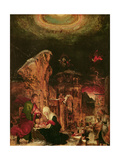 Birth of Christ (Holy Night), C.1520-25 Giclee Print by Albrecht Altdorfer