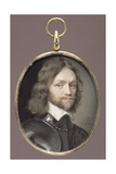 General Henry Ireton (1611-51) Parliamentary General and Lord Deputy of Ireland Giclee Print by George Perfect Harding