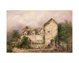Sir Francis Drake's Home, Near Tavistock, Devon Giclee Print by John Palmer