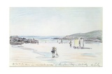 Langland Bay, 1897 Giclee Print by Alfred Sisley