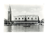 View of Palazzo Ducale and the Campanile of S. Marco Giclee Print