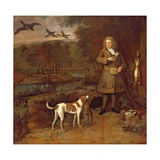 Portrait of Arthur, 3rd Viscount Irwin, 1700 Giclee Print by Leonard Knyff