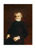Portrait of Guiseppe Verdi (1813-1901) 1886 Giclee Print by Giovanni Boldini