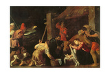 The Adoration of the Shepherds Giclee Print by Pedro Orrente