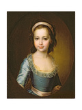 Portrait of Countess Anna Artemyevna Vorontsova (1777-1836) 1780s Giclee Print by Dmitri Grigor'evich Levitsky