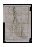T.1600 Map of 'New Spain' in 1804 from 'Plates to Alexander De Humboldt's Political Essay on the… Giclee Print by Friedrich Alexander, Baron Von Humboldt