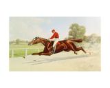 Hanover, 1887 Giclee Print by Henry Stull