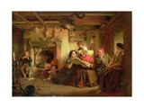 The Soldier's Return Giclee Print by Thomas Faed