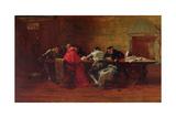Treason, 1867 Giclee Print by John Pettie