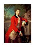Portrait of Edmund Rolfe Giclee Print by Pompeo Batoni
