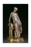 Figure of Sappho Standing, 1848 Giclee Print by James Pradier