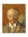 Portrait of Alexander Reid (1854-1928) 1887 Giclee Print by Vincent van Gogh