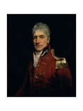 Possibly a Portrait of Major General Lachlan Macquarie (1761-1824), Governor of New South Wales… Giclee Print by John Opie
