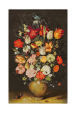 Vase of Flowers Giclee Print by Jan the Younger Brueghel